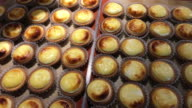 Cheese tart lava in Bangkok , Thailand video