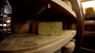 HD STOCK: Cheese video