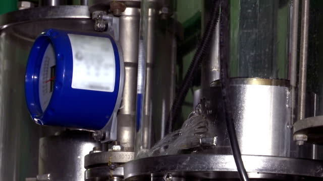 Chemical process of ethanol production video