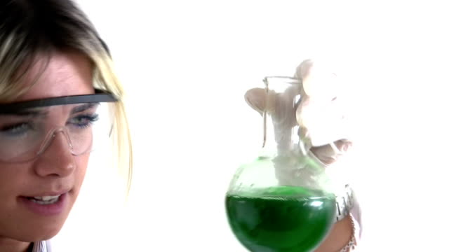 Chemical worker video