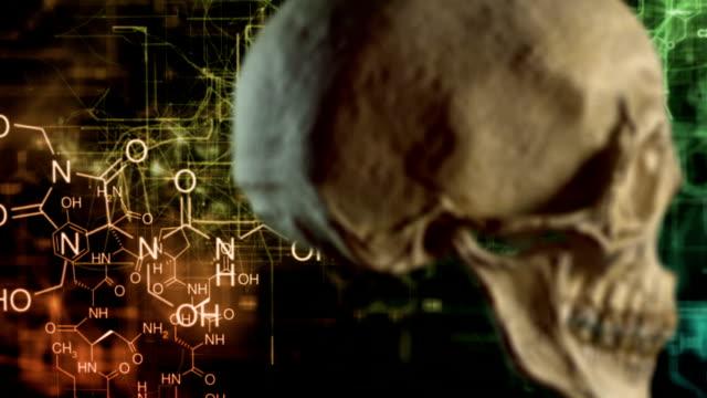 chemistry skull video