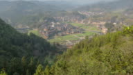 Chengyang village timelapse zoom 01 video