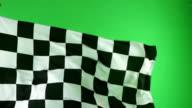 4K: Chequered flag, Chroma key, Motor racing, Formula one video