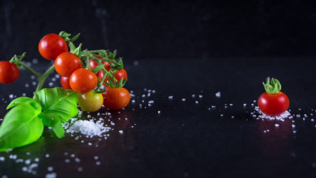 Cherry Tomato Animation video