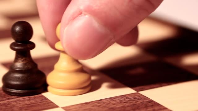 chess game pedestrian move video