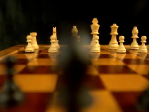 Chess game setup (NTSC) video
