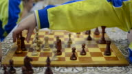 Chess game video