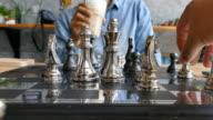 Chess. Move decisive checkmate video