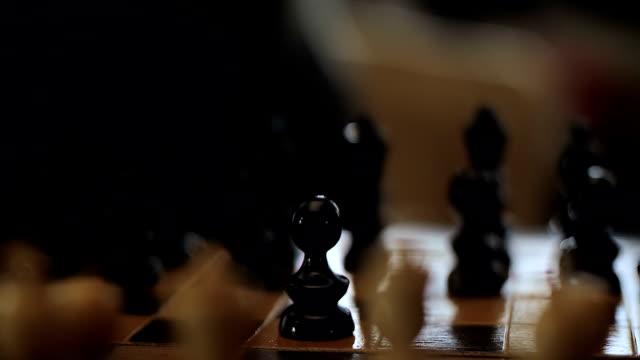 Chess move video
