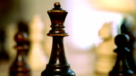 Chess: Queen takes opponent piece (2 versions) video