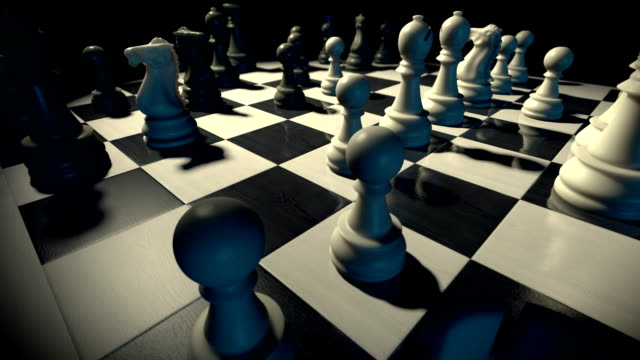 Chessboard video