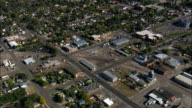 Cheyenne  - Aerial View - Wyoming, Laramie County, United States video