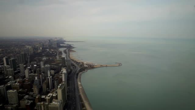 Chicago and Lake Michigan video