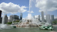 Chicago Buckingham Fountain video