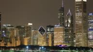 Chicago, IL Skyline video