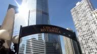 Chicago Riverwalk video