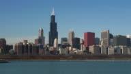 Chicago Skyline 2 video