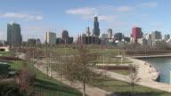 Chicago skyline 4 - HD 1080/30F video