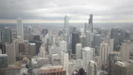 Chicago time lapse, USA video