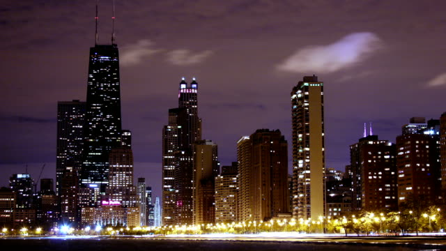 Chicago Time Lapse video