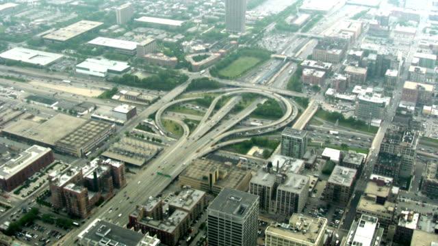 Chicago traffic video