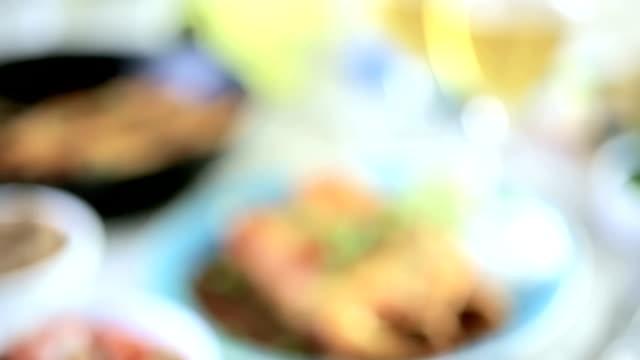Chicken enchiladas video