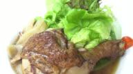 Chicken salad video