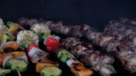 BBQ Chicken Shish Kebab video