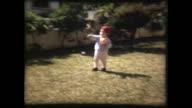 Child 1970's old film video