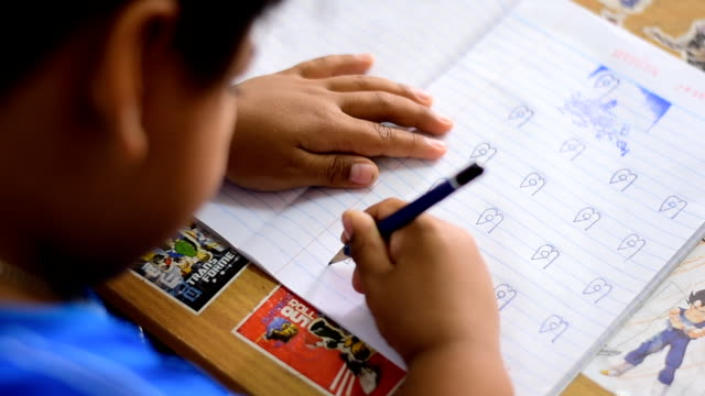 Child Apprentice Write video