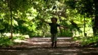 Child Joyfully Run to Meet video