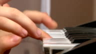 child play at toy piano video