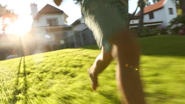 Child Running video