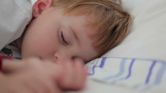 Child Sleeping 02 video