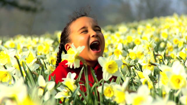 Childhood healthy living video