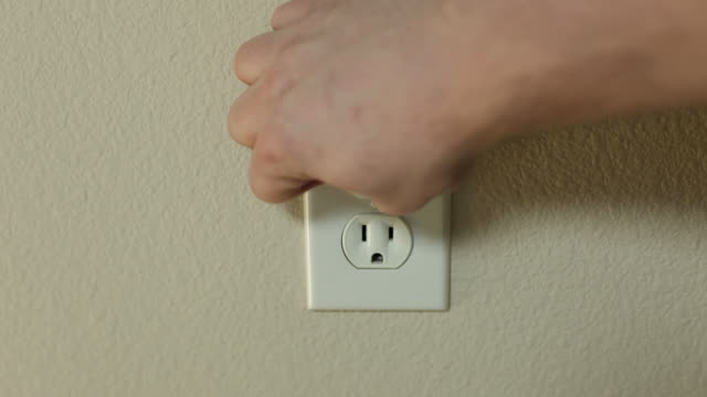 Childproofing an electrical outlet video