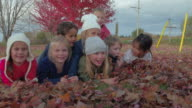 Children in the Leaves video