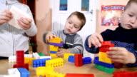 children play designer video