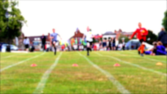 Childrens Sports Day video