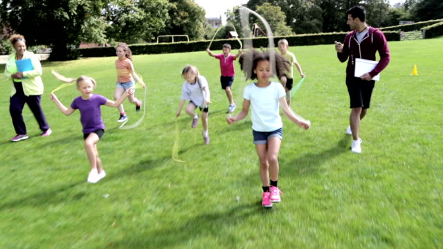 Children's Sports Day video