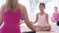 Children's Yoga Class video