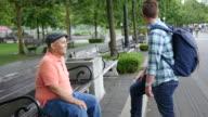 Chillin' in the park video