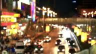 china traffic video