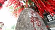 China's ancient town scenery, nanyang town, shandong video