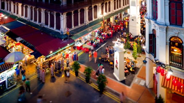 Chinatown Singapore video
