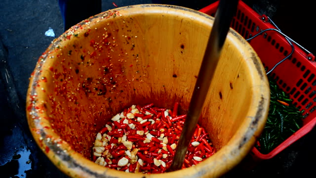 Chinese chilli paste video
