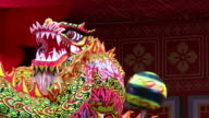 Chinese Dragon Dance video
