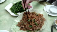 Chinese Food Restaurant video