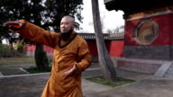 Chinese Kung Fu video