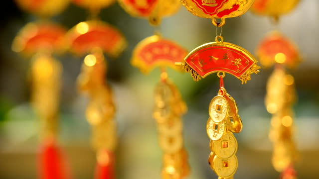 Chinese New Year Decoration video